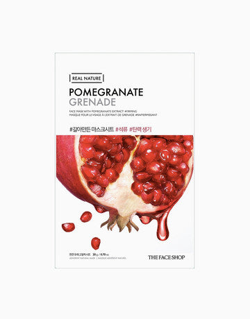 The Face Shop Real Nature Pomegranate