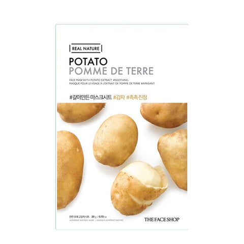 The Face Shop Real Nature Potato