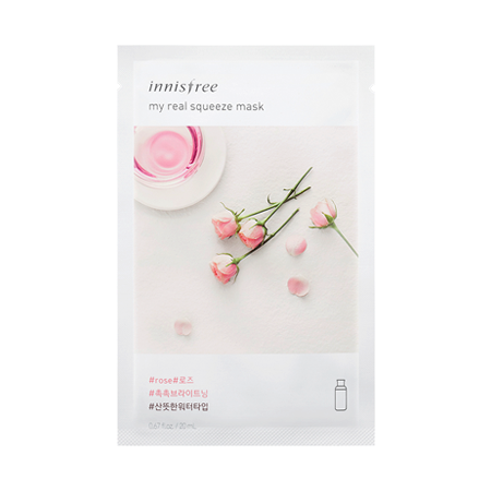 Innisfree My Real Squeeze Rose