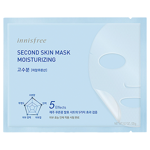 Innisfree Second Skin Moisturizing