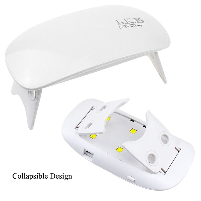 Micro USB Gel Varnish Nail Dryer - Discountgereation