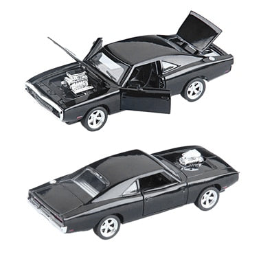 Metal Model Car Sound And Light Vehicle Toy - Discountgereation