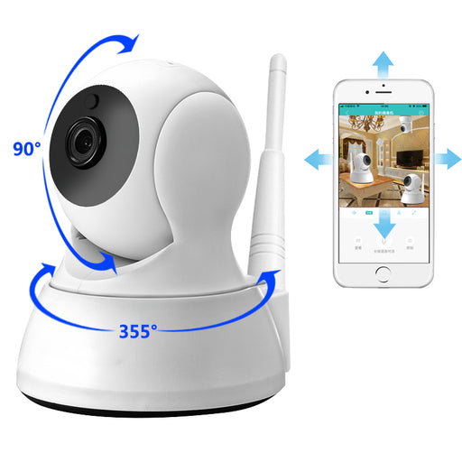 Home Security Night Vision CCTV WiFi Camera - Discountgereation