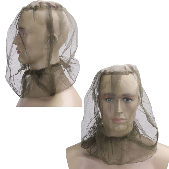 Mesh Head Net Face Protector Net - Discountgereation
