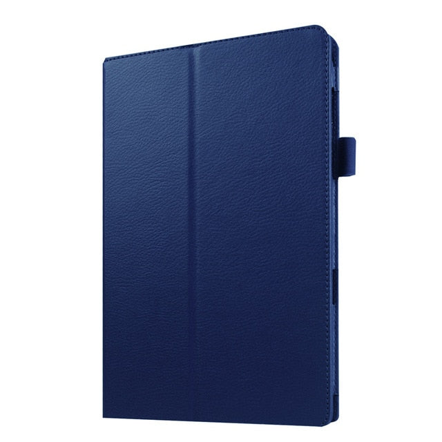 Flip Stand PU Leather Case For Samsung Tab - Discountgereation
