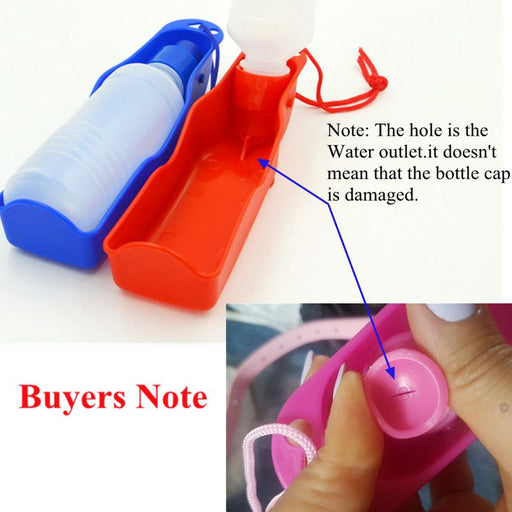 Foldable Dog Drinking Water Bottles - Discountgereation