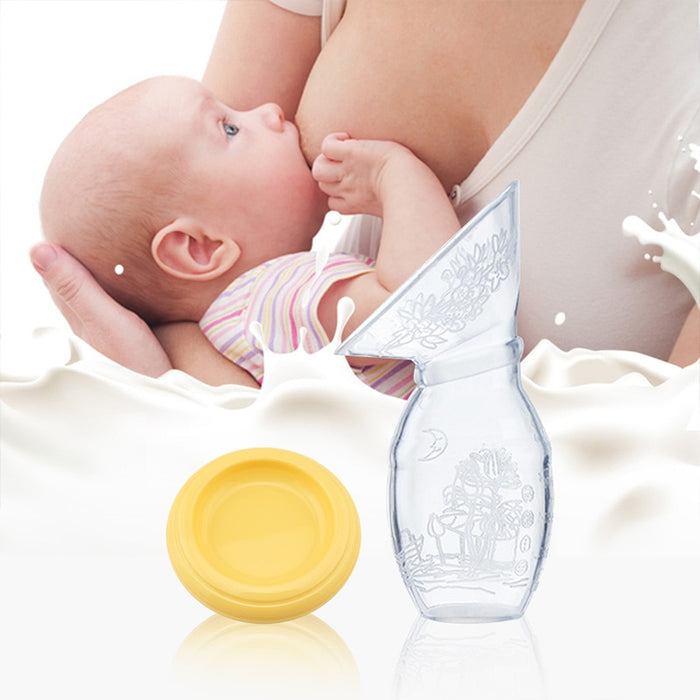 Silicone Manual Breast Pump Accessories - Discountgereation