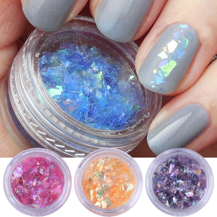 Professional DIY Nail Tips Glitter - Discountgereation