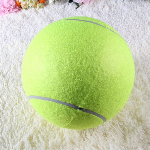 Giant Tennis Ball Dog Chew Toy - Discountgereation