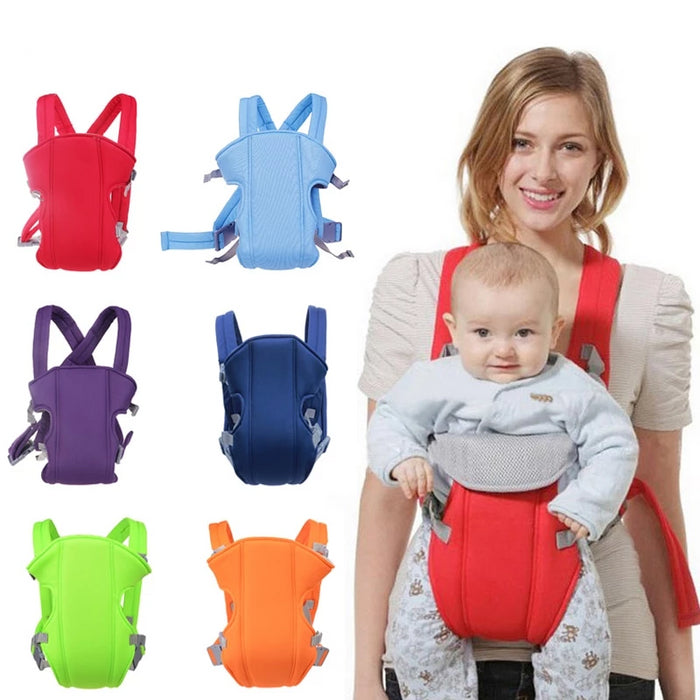 Breathable Fabric Baby Carrier Backpack - Discountgereation