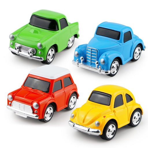 Mini Alloy Pull Back Car Model Toy - Discountgereation