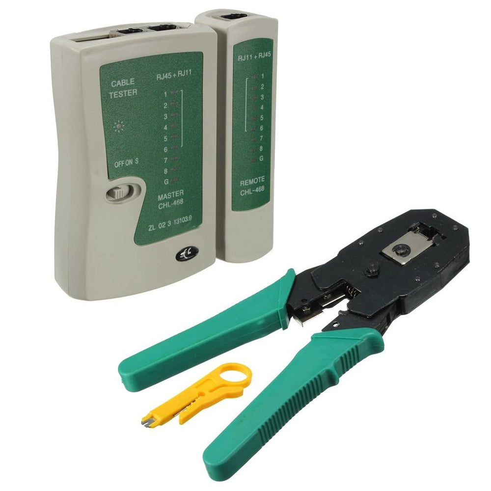 Professional Network Cable Tester - Discountgereation