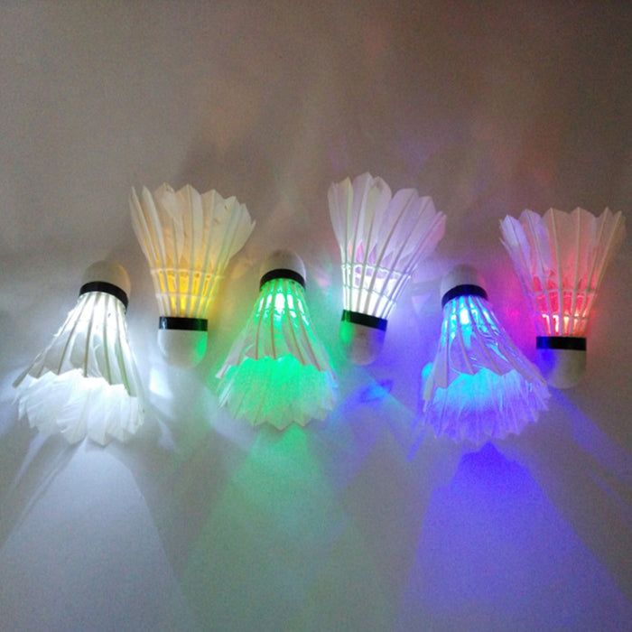 LED Badminton Shuttlecock Ball - Discountgereation