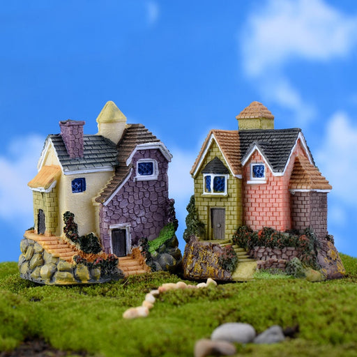 Fairy Garden Home Houses Miniatures - Discountgereation