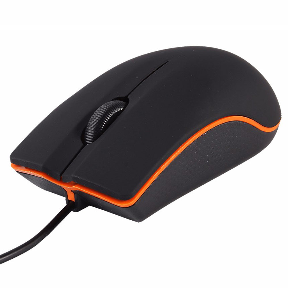 USB Wired 3 Buttons Optical Gaming Mouse - Discountgereation