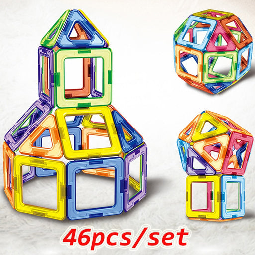 Magnet Blocks Construction Toys Set - Discountgereation