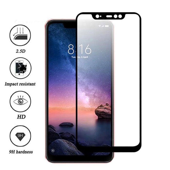 Nicotd Tempered Glass For Xiaomi Redmi - Discountgereation
