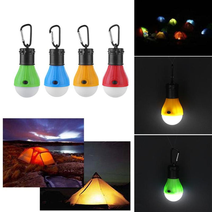 3 LED Tent Hanging Light Lamp - Discountgereation