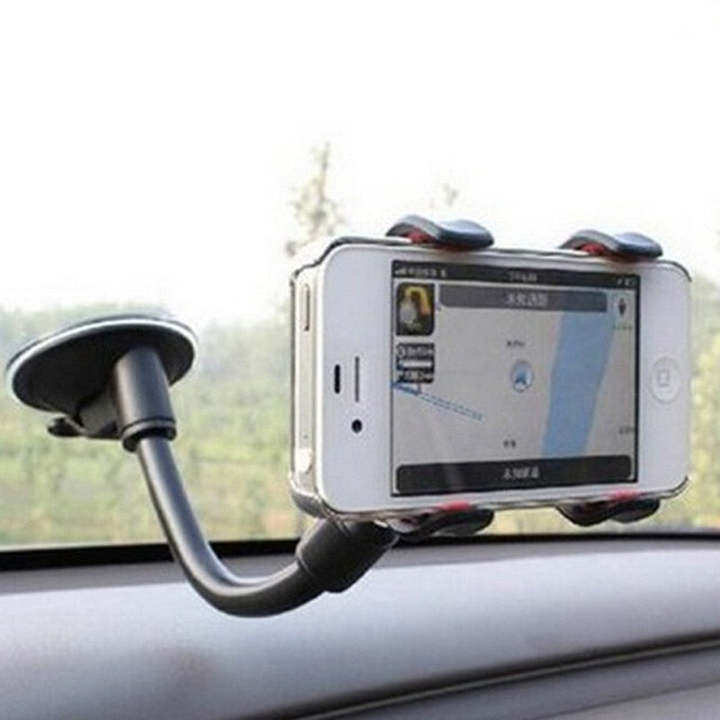 Double-headed Car Phone Holder - Discountgereation