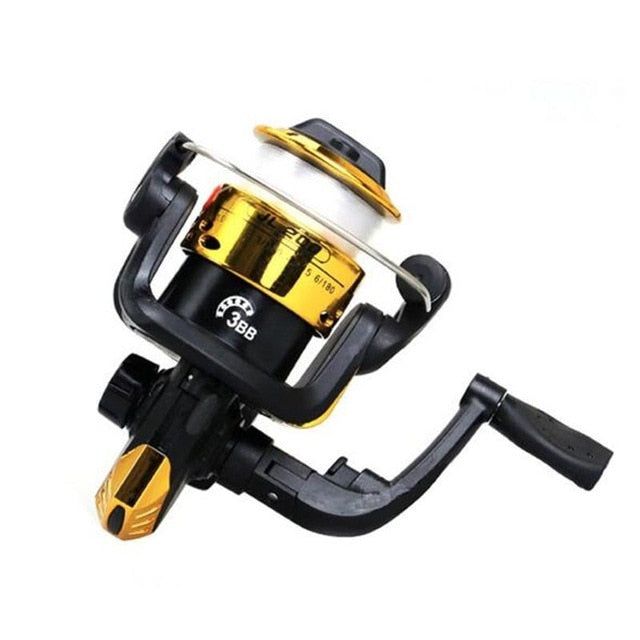 Speed Ratio Left/Right Hand Fishing Reel - Discountgereation