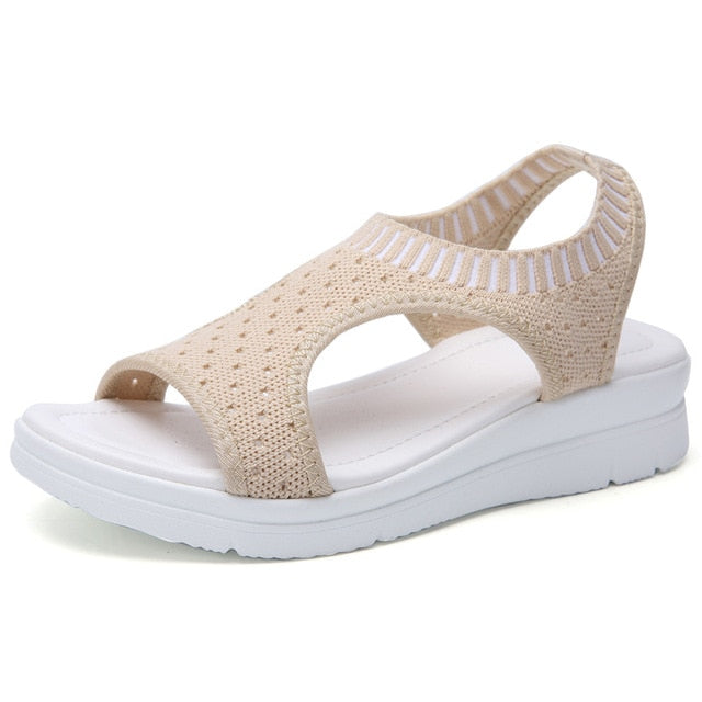 Breathable comfort new platform sandal - Discountgereation