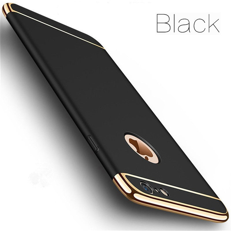 Luxury Gold Hard Case For iPhone - Discountgereation