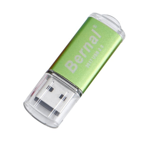 High Speed USB 2.0 Metal Pendrive - Discountgereation