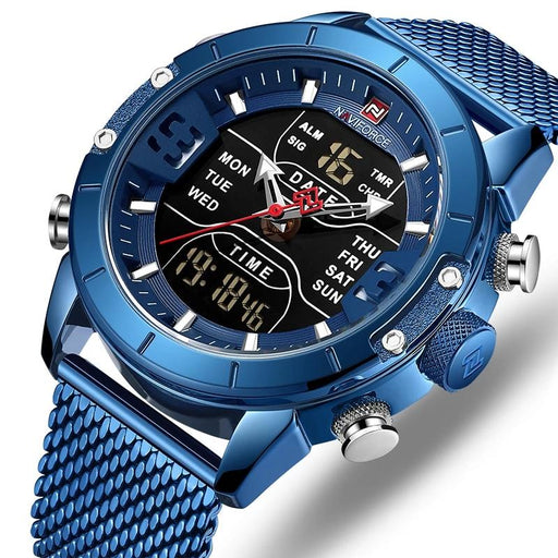 Military Sport Quartz Wrist Watches - Discountgereation