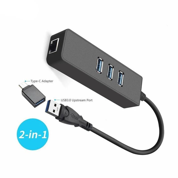 Ethernet USB Network Wired Adapter - Discountgereation