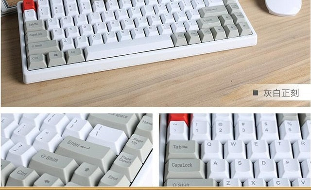 Mini Mechanical Clear Switch Keyboard - Discountgereation