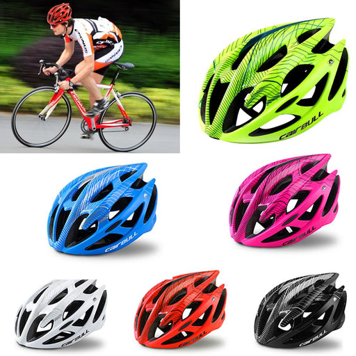 Muticolor High Strength Bike Helmet - Discountgereation
