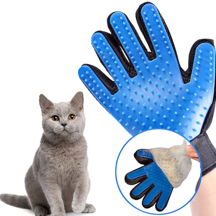 Cat Hair Removal Mitts Brush Combs - Discountgereation