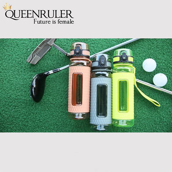 Protein Shaker Water Bottle - Queenruler