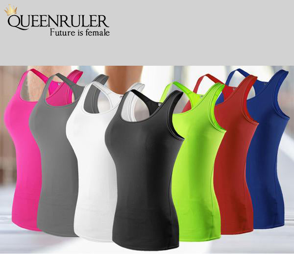 New Quick Dry Yoga Sets (Rose Red) - Queenruler