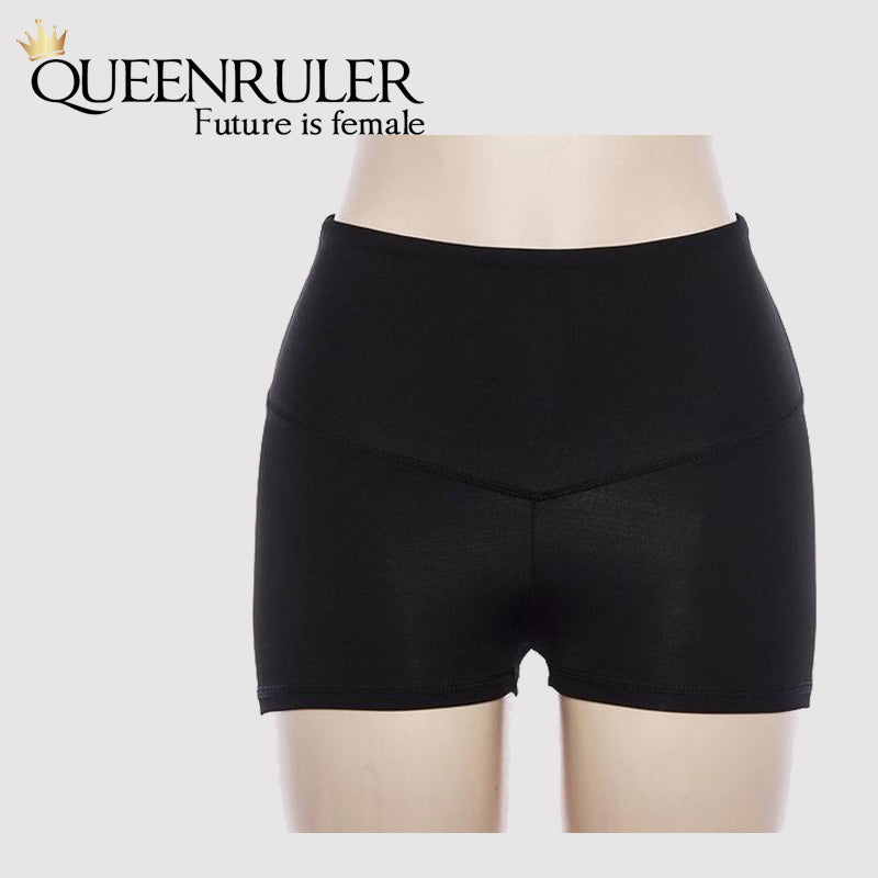 Women Fitness Scrunch Shorts - Queenruler