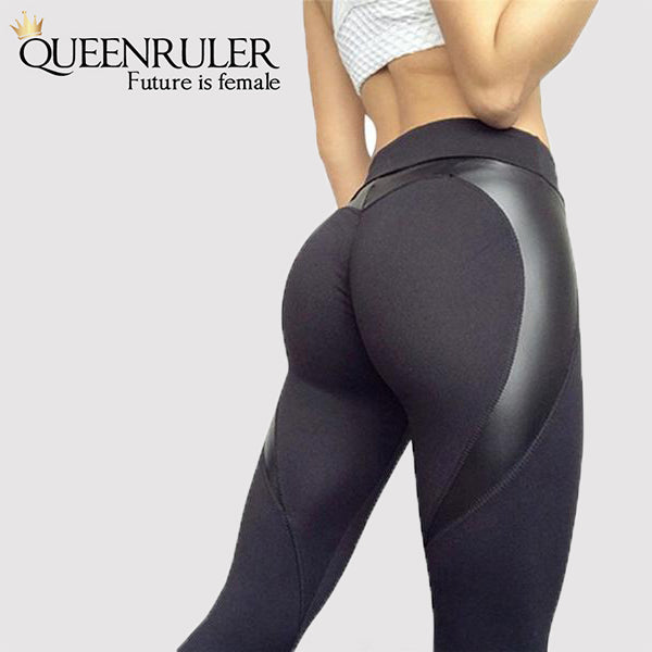 Sexy Heart Shape Leggings - Queenruler