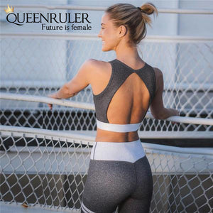 Backless 2PC Set - Queenruler