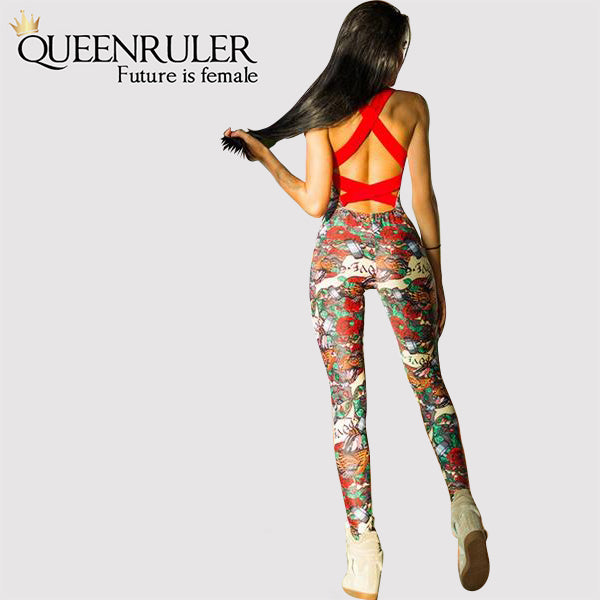 Sports Jumpsuit - Queenruler