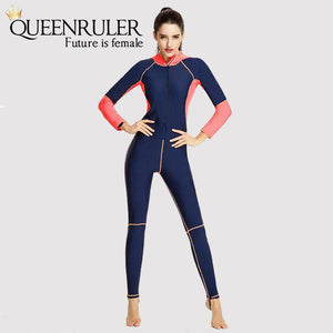 Queenruler Diving Suit (Purple) - Queenruler
