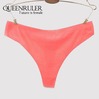 Mermaid Seamless Panties (Orange) - Queenruler