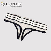 Sexy Thongs Pantie (Gray) - Queenruler