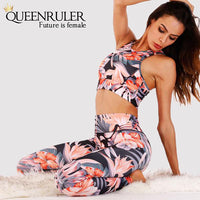 Sports Women Yoga Set - Queenruler