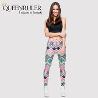 Kaleidoscope Sexy Leggings - Queenruler