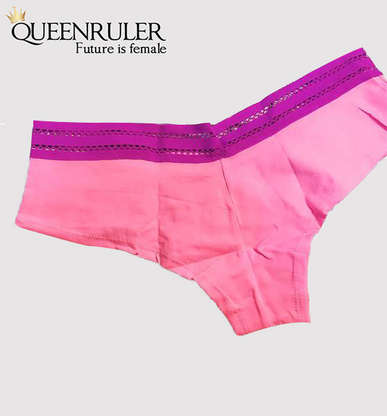 Comfort Cotton Panties (Pink) - Queenruler
