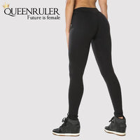 Fitness Jogger Pants (Black) - Queenruler