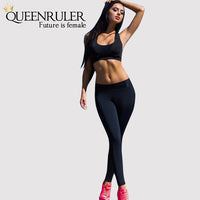 Black Beauty Leggings - Queenruler