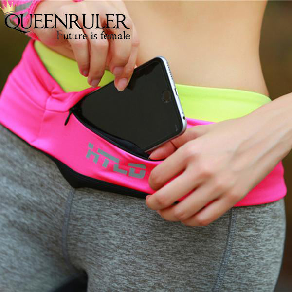 Running Belt With Pocket - Queenruler