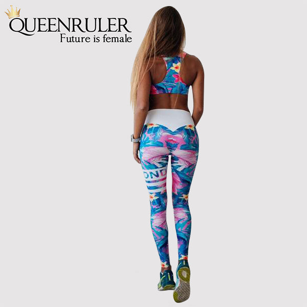 Athleisure Cropped Top Set - Queenruler