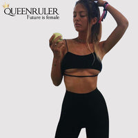2018 Summer Suit Two Piece Set - Queenruler