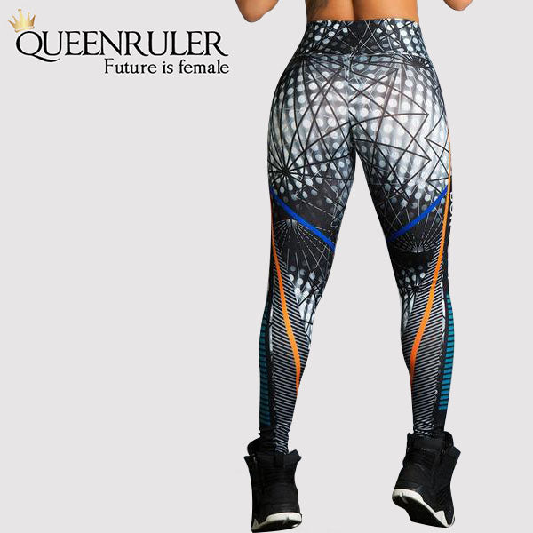 Don't Stop Leggings - Queenruler